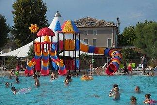 Die familienfreundliche Unterkunft befindet sich im Feriendorf Vigna sul Mar und liegt im Ferienort Lido di Pomposa.
