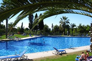 Ferienanlage Vilanova Park - Mobilehome Happy...