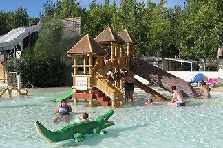 Ferienpark Domaine La Yole - Mobilehome Happy...