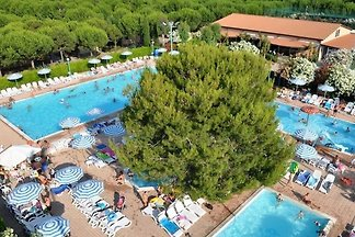 Ferienanlage Salinello - Mobilehome Happy Pre...