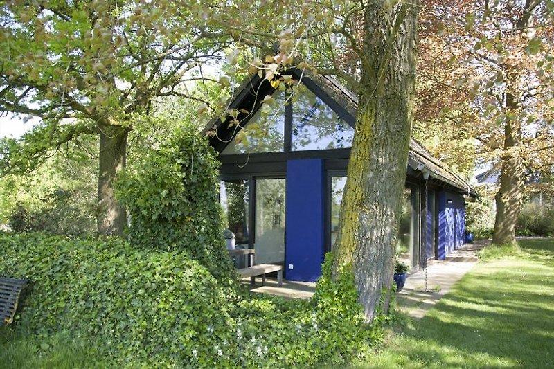 Ein Haus im Grünen