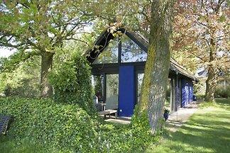 Blauhaus Galerie im Naturpark Schwa
