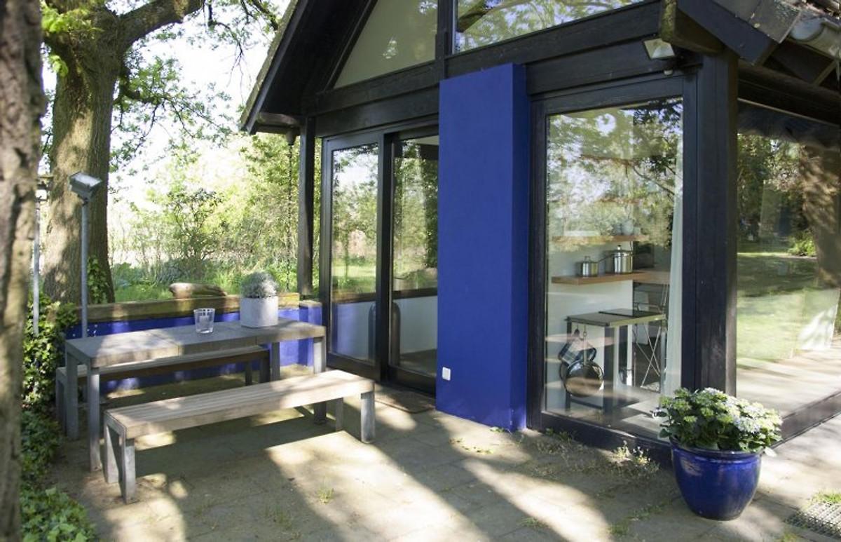 blauhaus galerie im naturpark schwa ferienhaus in nettetal mieten. Black Bedroom Furniture Sets. Home Design Ideas
