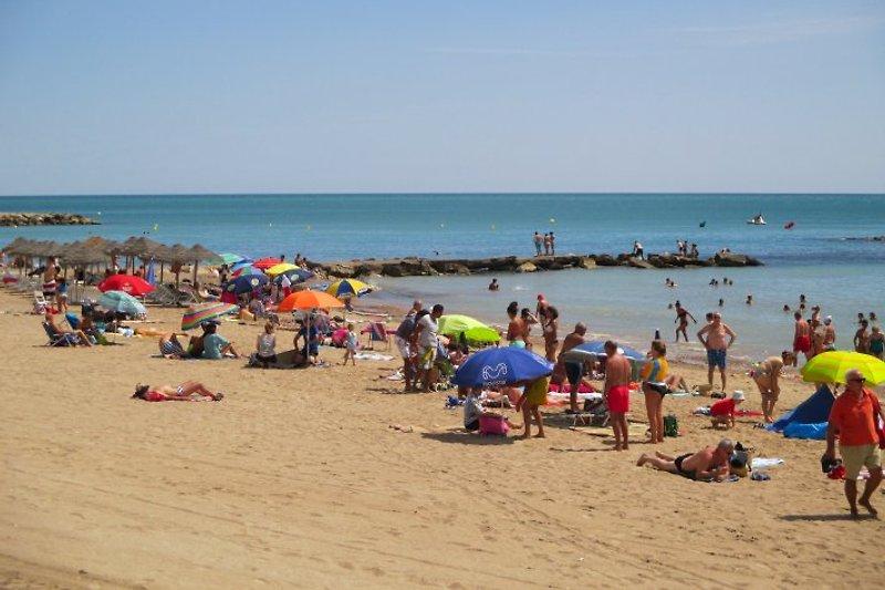Strand in Vinaroz