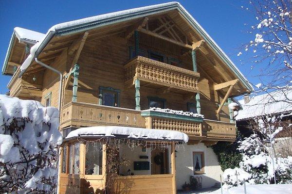 Haus Schönblick im Winter