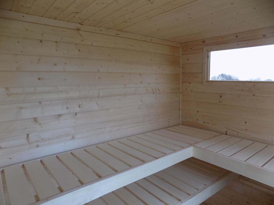 haus mit sauna 200m zum strand ferienhaus in neukirchen. Black Bedroom Furniture Sets. Home Design Ideas