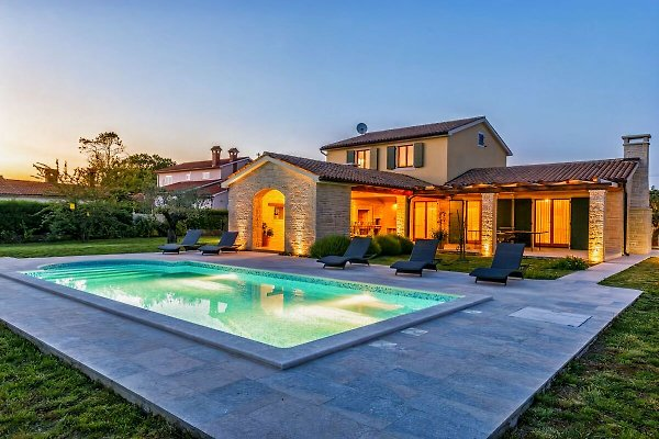 Villa Anita Hrboki à Barban - Image 1