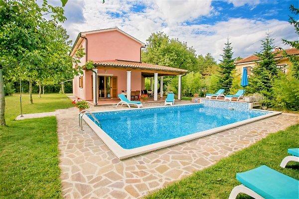 Villa Valmonida en Žminj - imágen 1