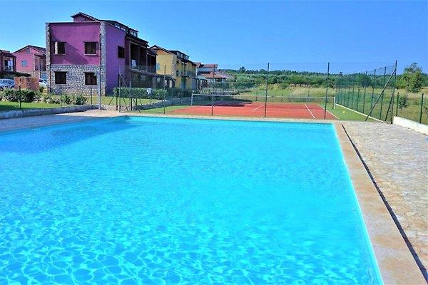 Vacanza Pezzi con piscina in Tar-Vabriga - immagine 1