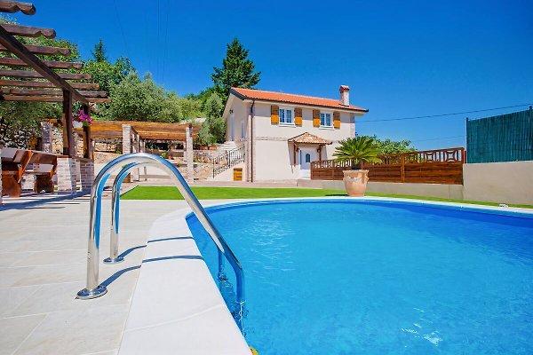 Villa oliva en Ičići - imágen 1