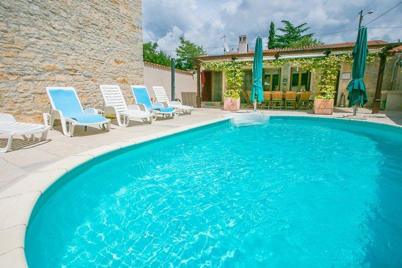 Casa con piscina Rajka en Kanfanar - imágen 2