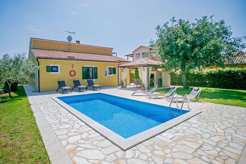 Villa Balun Porec Istrien