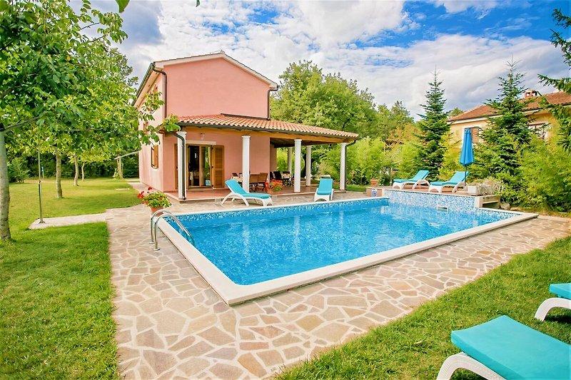 Villa Valmonida en Žminj - imágen 2
