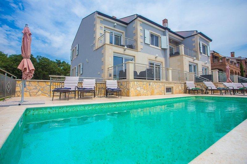 Ferienwohnung Villa Sunce