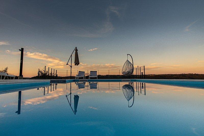 Villa Hill with Private Pool