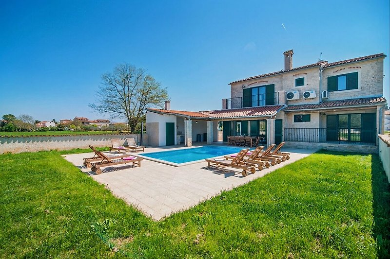 Villa Pomer