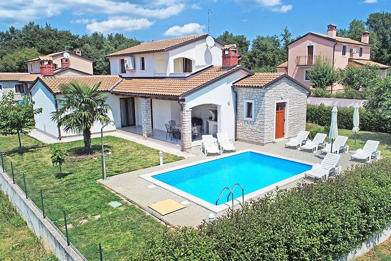 Villas Paris Istra