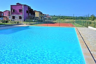 Apartment Pezzi with pool