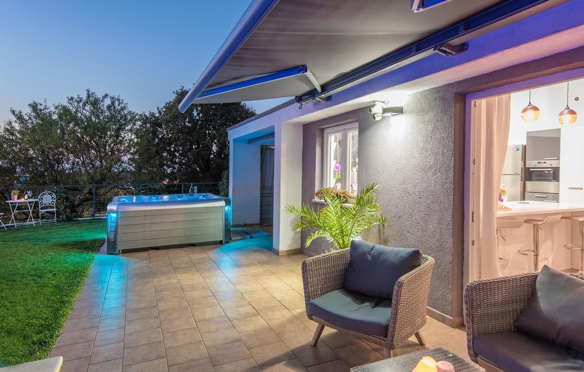 Villa Di Rovigno In Rovigno Azienda Eurotours Villas Sig A Babic