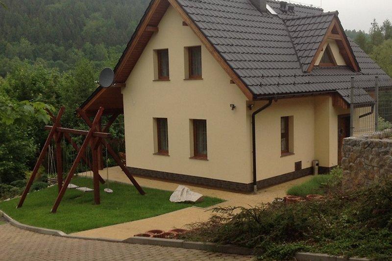 Domek Trzy Wianki