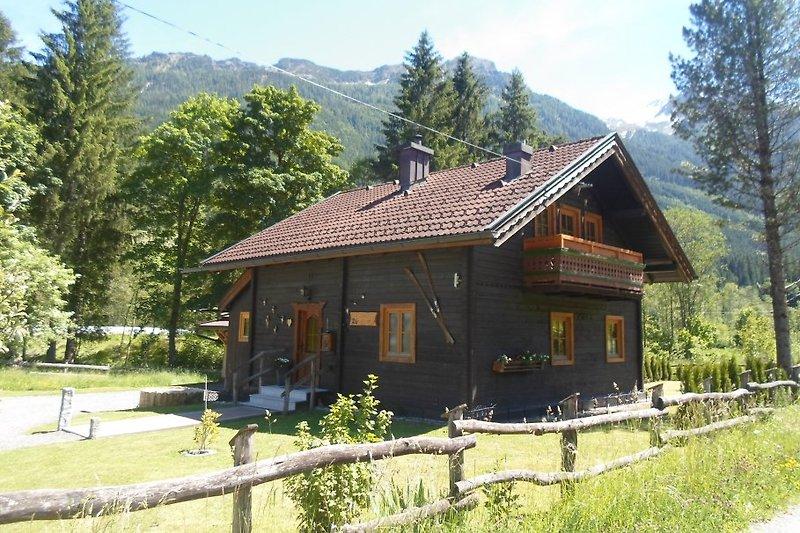 Jagdhütte Sommer