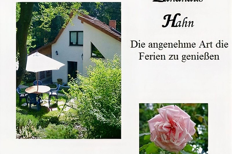 Landhaus Hahn
