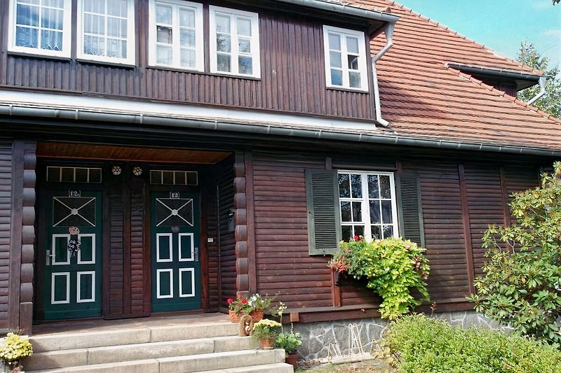 Wohnen im Holzhaus