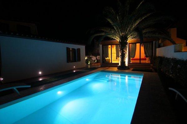 GILDA Pool Villa mit Dependance in La Ciaccia - Bild 1