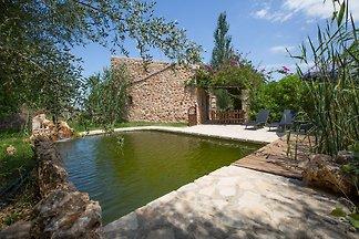 Maison de vacances à Llubi