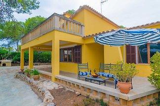 Maison de vacances à Cala Figuera