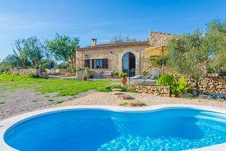 Maison de vacances Vacances relaxation Vilafranca de Bonany
