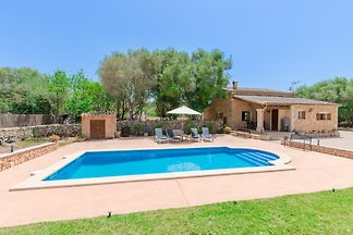 Maison de vacances Vacances relaxation Algaida