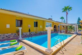 Maison de vacances à Badia Gran