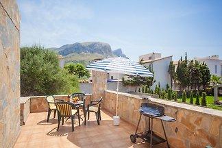 Vakantie-appartement in Colonia deSant Pere