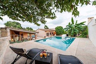 Maison de vacances Vacances relaxation Santa Margalida