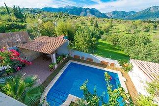 Vakantiehuis Ontspannende vakantie Selva