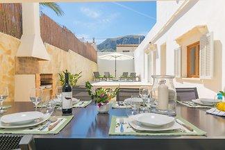 Vakantiehuis Ontspannende vakantie Colonia deSant Pere