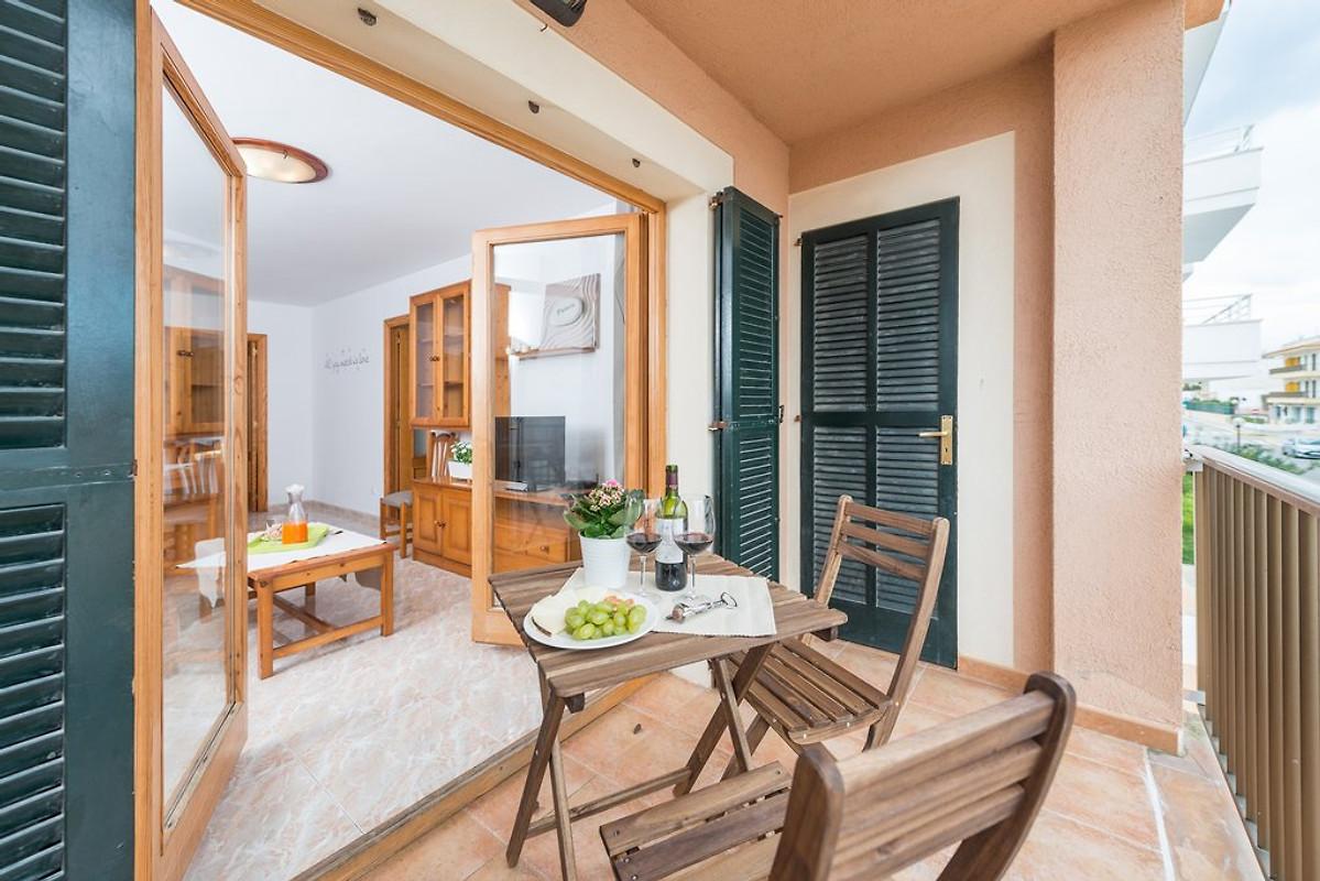 turquesa 6 ferienwohnung in can picafort mieten. Black Bedroom Furniture Sets. Home Design Ideas