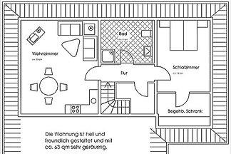 Appartement Buttje