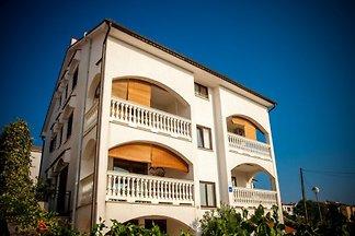 Appartement Krcmar sur l'île de Krk
