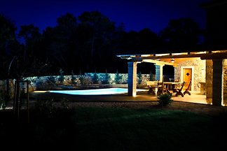 Maison Rustica sur l'île de Krk