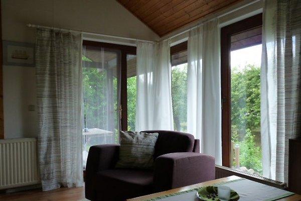 Ferienhaus im obstgarten ferienhaus in hollern for Wohnzimmer 45qm