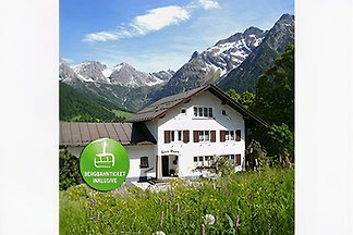 Holiday home relaxing holiday Mittelberg