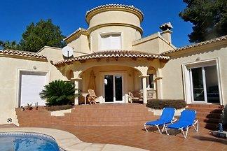 Traumhaft schöne Villa