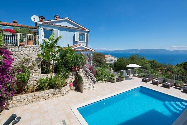Villa Bella Vista giardino1 in Ravni - immagine 1