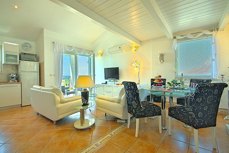 eleganter Wohnraum
