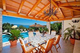 Villa Paola Dusati con piscina