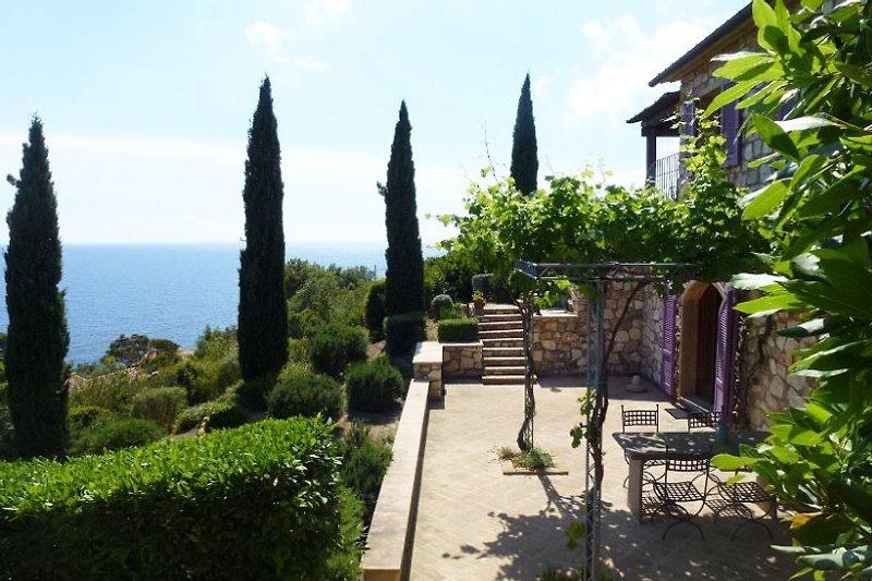 Villa mit wunderschöner Meersicht | Villa Stella Sotto