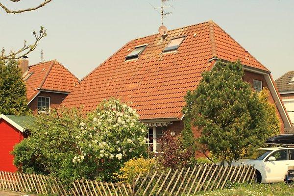Haus feuervogel ferienhaus in greetsiel mieten for Haus mieten in ostfriesland