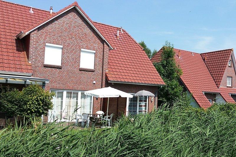 Terrassen Ferienhäuser